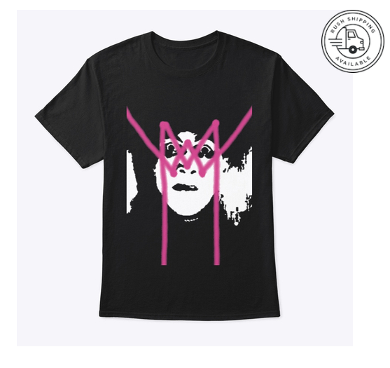 Support Weird Mask! Get your own WM T-Shirt NOW!